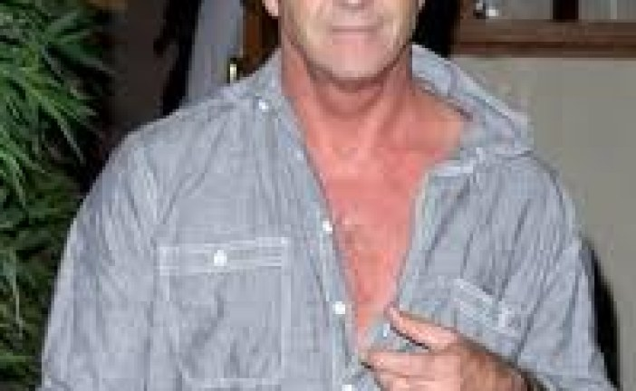 Mel Gibson Finds Another Way to Upset the Jewish Community