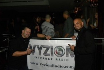 Vyzion Internet Radio Takes Over New York City