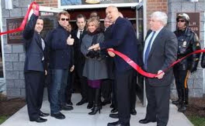 Bon Jovi Opens JBJ Soul Foundation's Soul Kitchen Community Restaurant