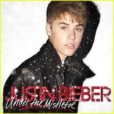 """Justin Bieber Christmas Album"""