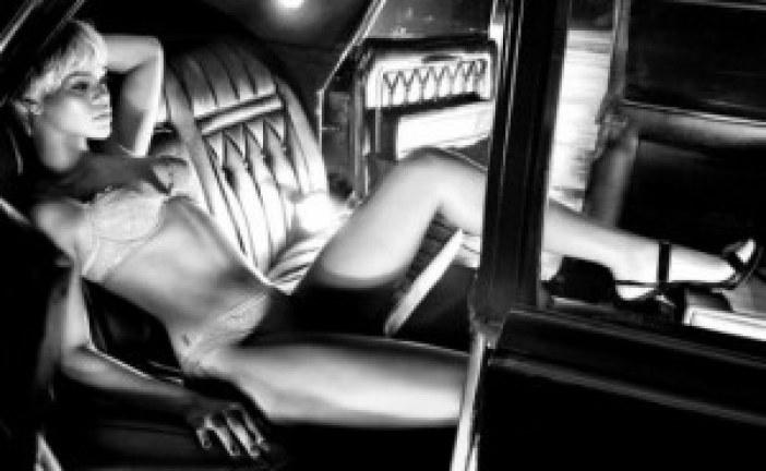 Rihanna- Walking Around Half Naked Doesn't Make You Sexy