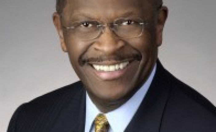 Herman Cain Presidential White House Run