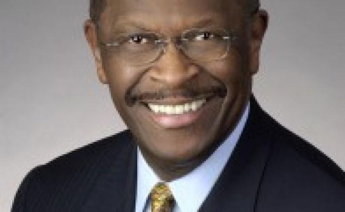 Herman Cain Presidential White House Run