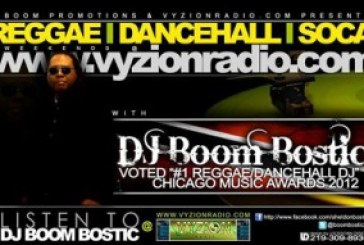 DJ Boom Bostic Chicago's Number One DJ Is Setting The DJ Standard
