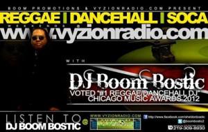 """""""DJ Boom Bostic"""""""