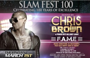 No Limit Larry Joins Chris Brown
