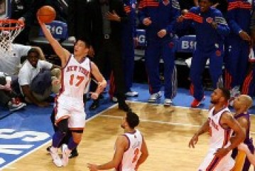 Jeremy Lin Saves The Knicks