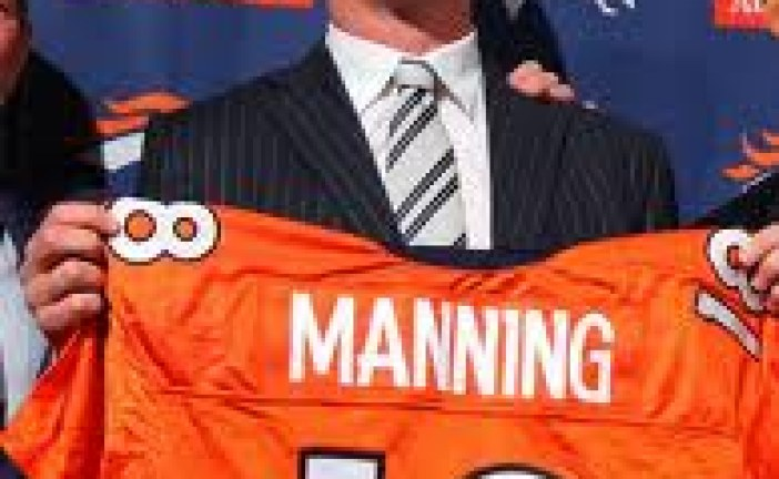 Denver has Been Given an Early Christmas Present with Peyton Manning