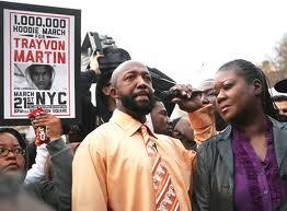 """Trayvon Martin Parents"""