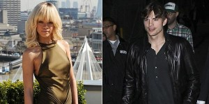 Rihanna and Ashton Kutcher Seen Together Were They Dating