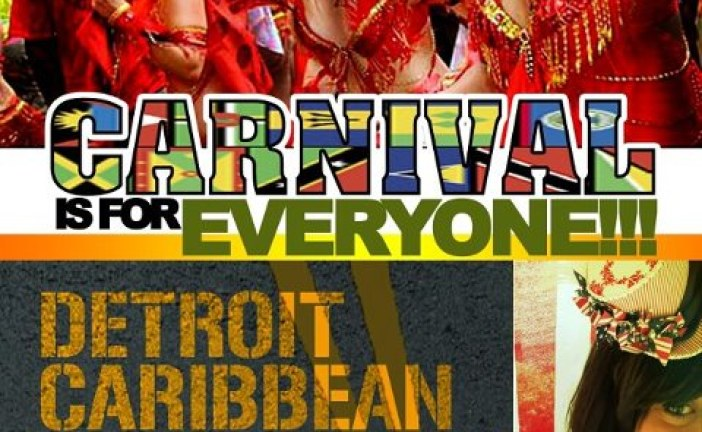 Caribbean Street Beat| A Competitive Caribbean Carnival Parade In Detroit