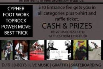 """HopeLine Announces """"Skate for Life"""" 