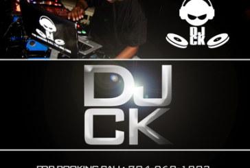 DJ CK Joins Vyzion Radio Elite DJ Team
