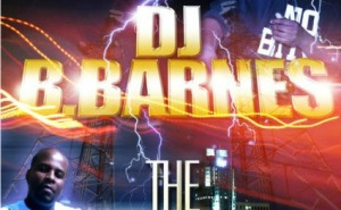 DJ B BARNES| Joins Vyzion Internet Radio Team