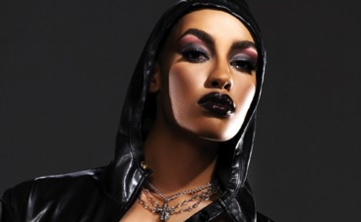 AzMarie Supermodel Recording Artist Joins Team Vyzion