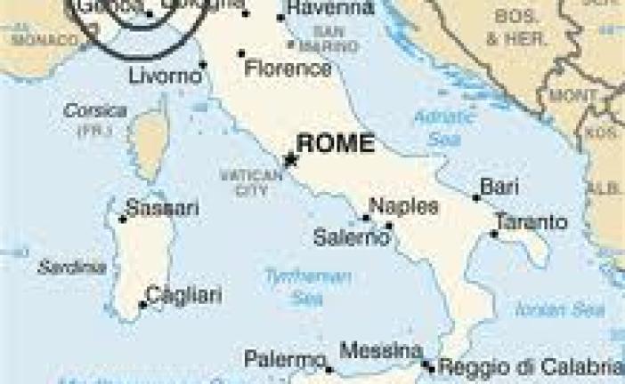 Northern Italy gets 6.0 Quake kills 3, knocks down church bell