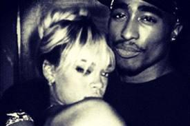"""Rihanna and Tupac"""