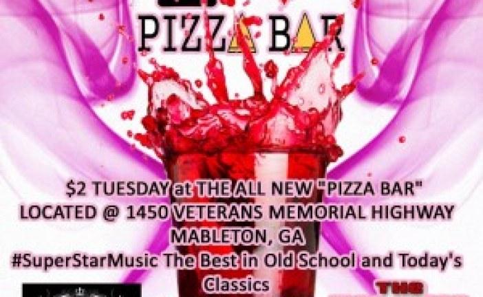 DJ CAPITOL K Atlanta Pizza Bar Event