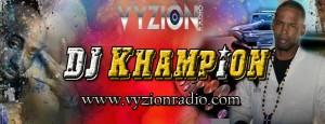 DJ-Kampion