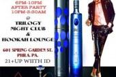 DJ Scrafo Trilogy Night Club OLD SKOOL FRIDAYS