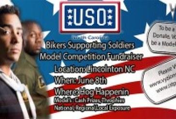 USO NC Brand Giveaway Bag