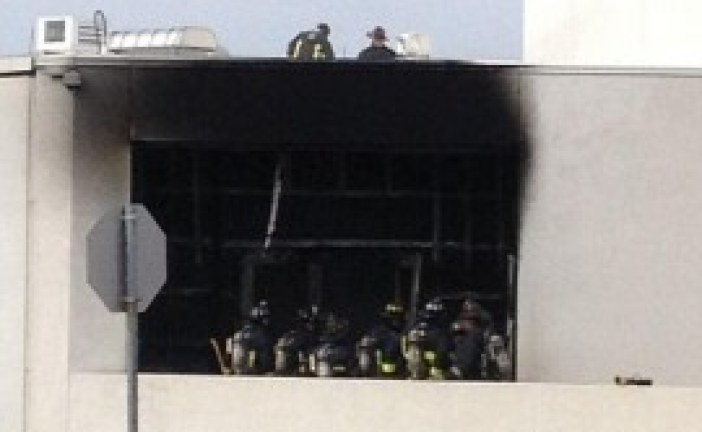 JFK Library Bombed Third Explosion CONFIRMED