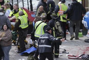 Boston Marathon Explosion Same Day North Korea Missile Threat