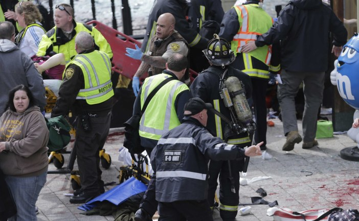 Boston Marathon Explosion Same Day North Korea Missile Threat