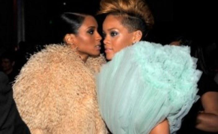 Rihanna – Ciara Fight