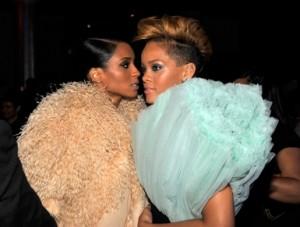 """""""Rihanna Ciara Fight"""""""