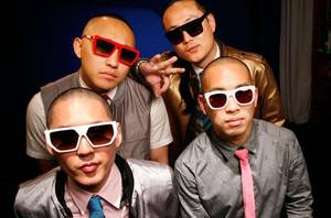 """Far East Movement"""