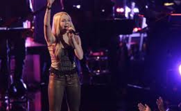 Voice – Season 4 Live Shows Recap