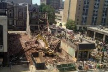 Philadelphia Building Collapse – Building Inspector Commits Suicide