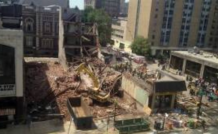 Philadelphia Building Collapse – Building Inspector Commits Suicide