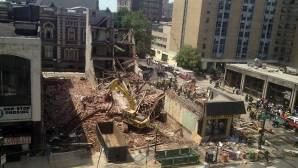 """""""Philadelphia building collapse"""""""