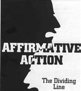"""Affirmative Action"""