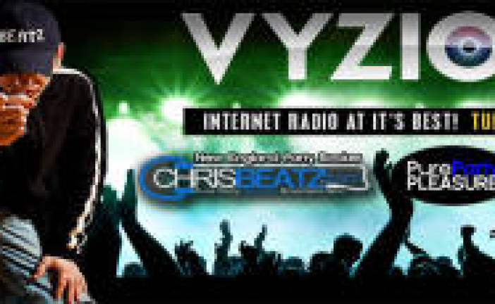 Chris Beatz Joins Vyzion Radio Elite DJ Team