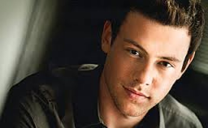 Cory Monteith – Glee Star Dies