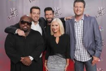 Voice – Season 5 Judges
