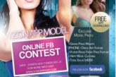 Model Mobile App Photo Contest