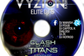 CLASH OF THE TITANS MIXTAPE VOLUME 1