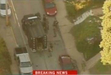 Pittsburgh Gunman Shoots Three Teens
