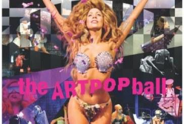 Gaga ARTPOP Tokyo Conference Worldwide Hit