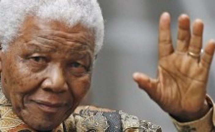 Nelson Mandela South Africa HERO DIES AT AGE 95