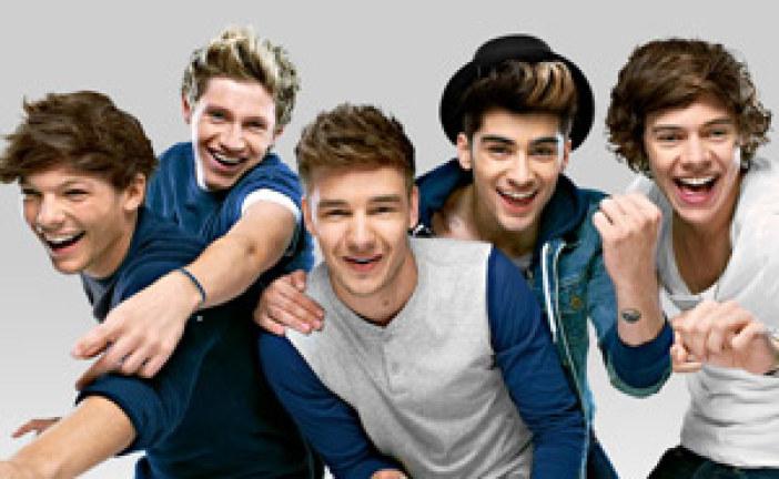 One Direction Billion 2014 Tour
