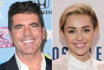 Miley Cyrus X-FACTOR Simon Cowell Collab Possible