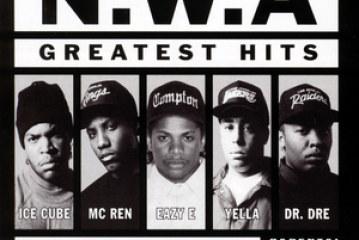 Ice Cube Filming NWA Movie