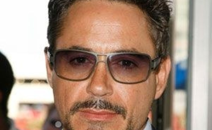 Robert Downey JR Makes Music Album