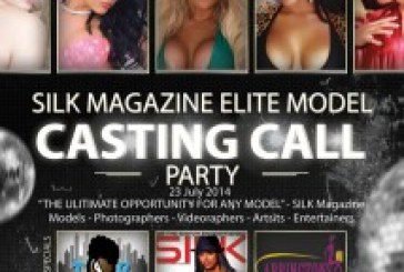 Silk Magazine Model Casting Call Charlotte NC