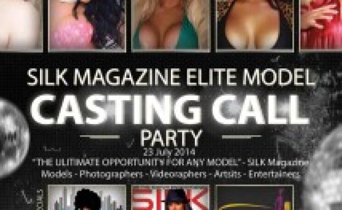 Silk Magazine Model Casting Call Charlotte NC